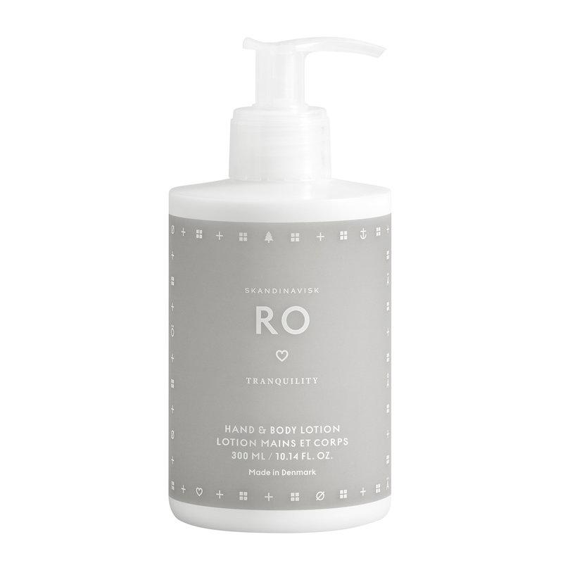 Skandinavisk Käsi- ja vartalovoide RO, 300 ml