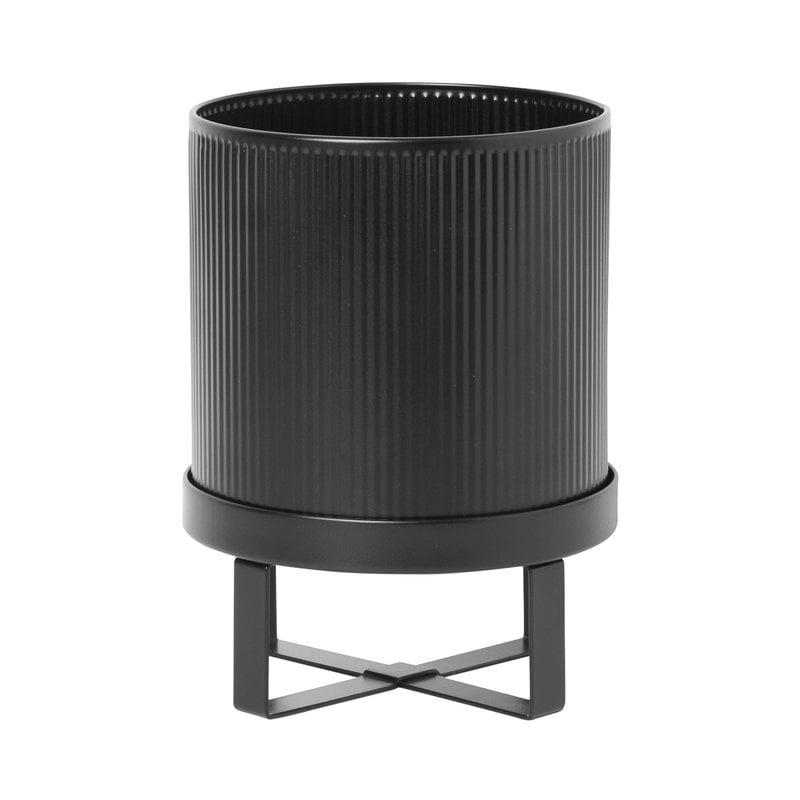 Ferm Living Vaso Bau, piccolo, nero