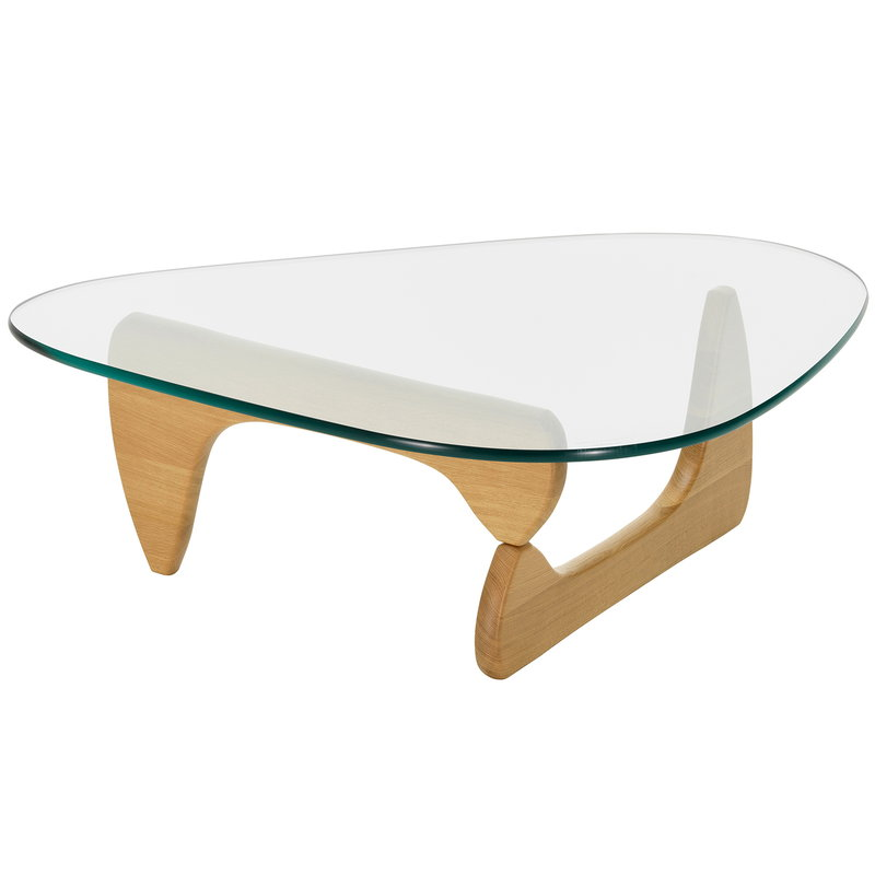 Vitra Noguchi coffee table, oak