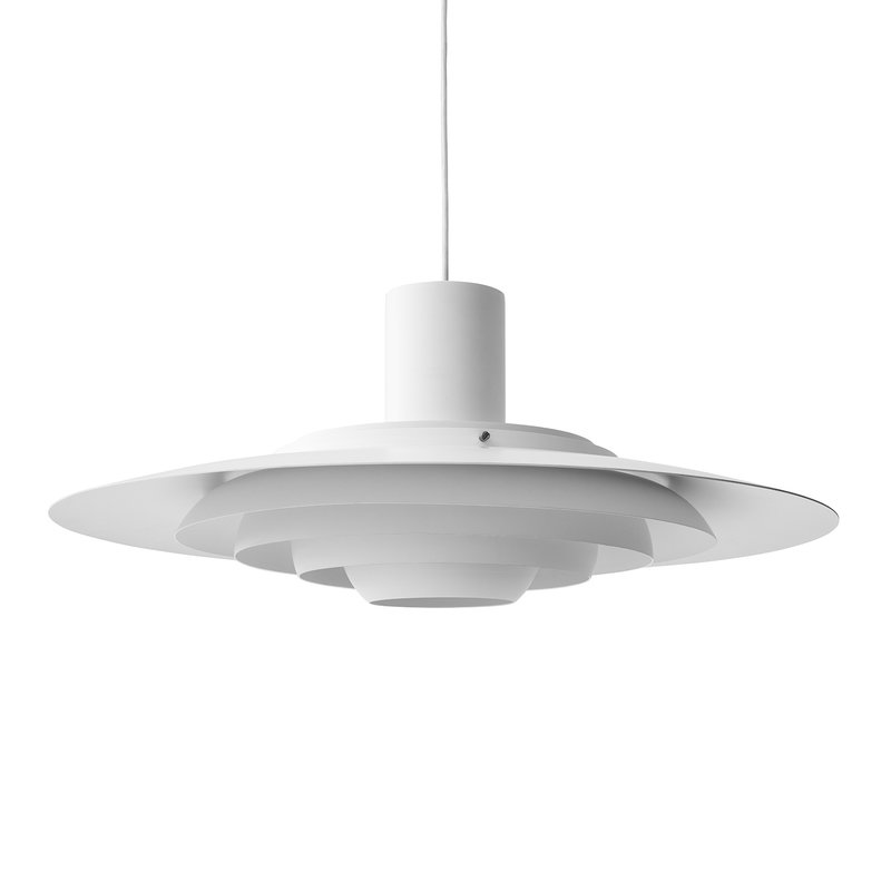 &Tradition P376 KF2 pendant, matt white