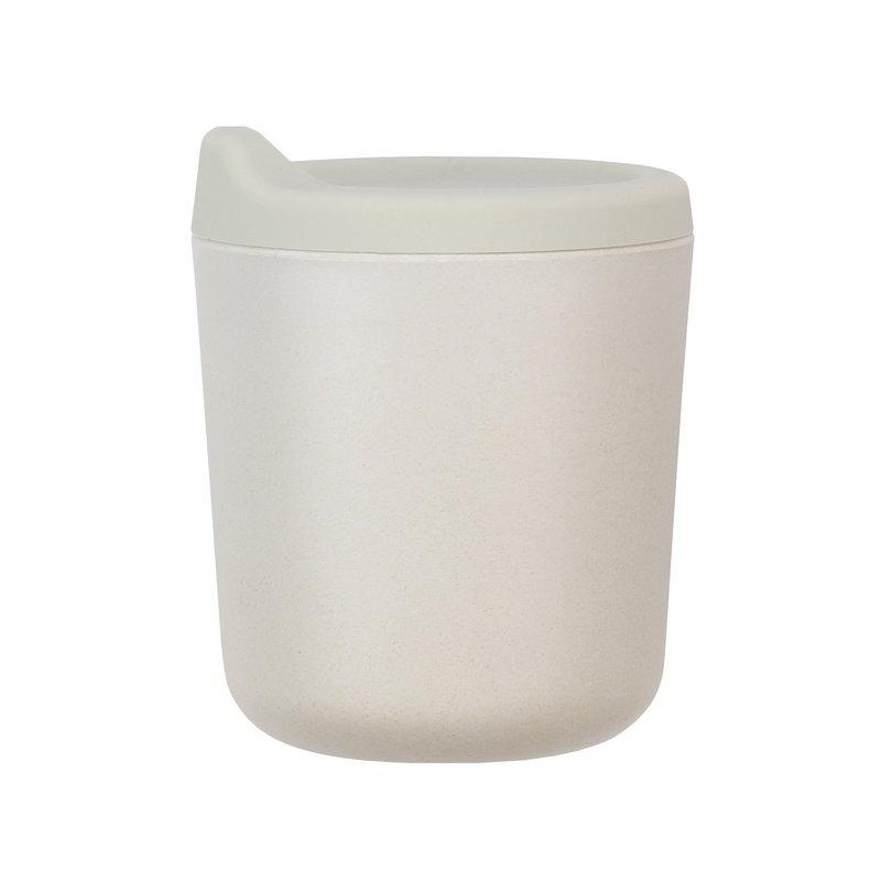 Ekobo Bambino sippy cup, 20 cl, cloud