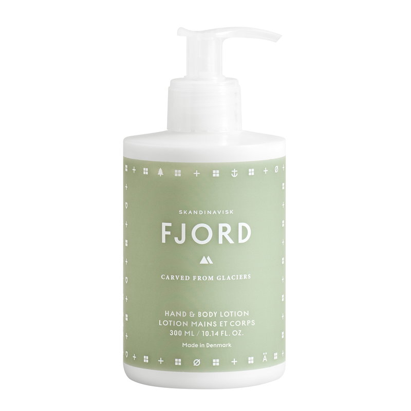 Skandinavisk Hand and body lotion FJORD, 300 ml