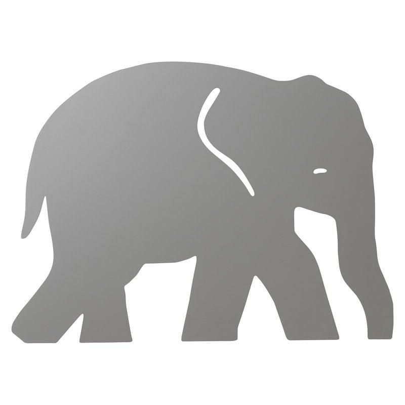 Ferm Living Elephant wall lamp, warm grey