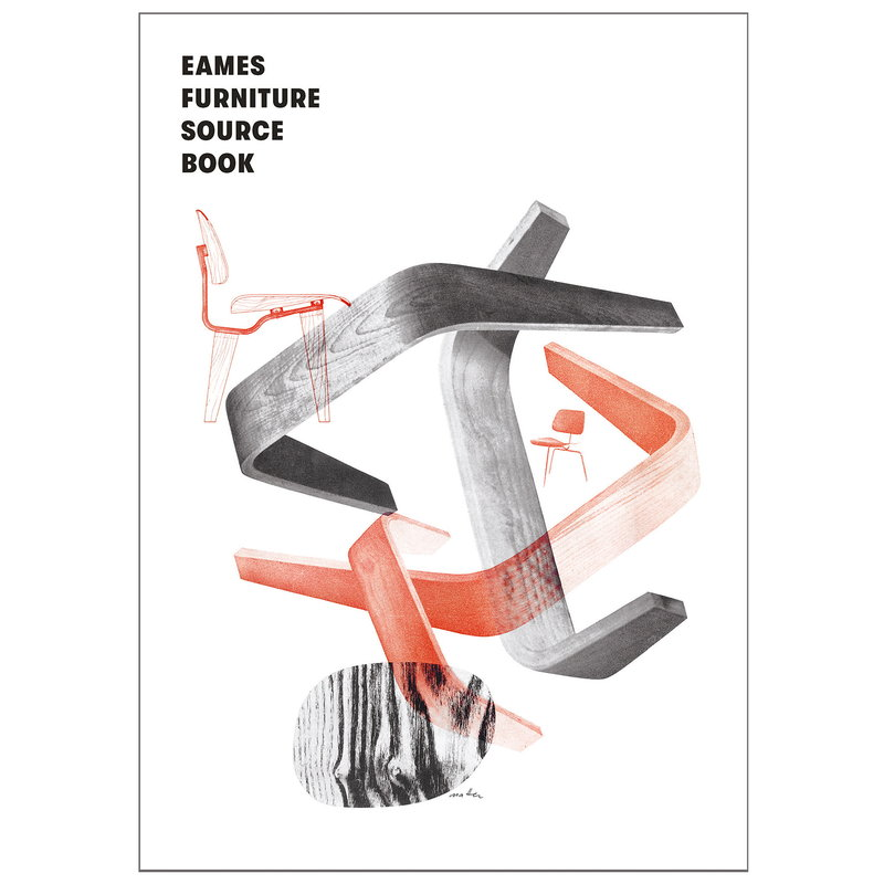 Vitra Design Museum Eames Furniture Sourcebook
