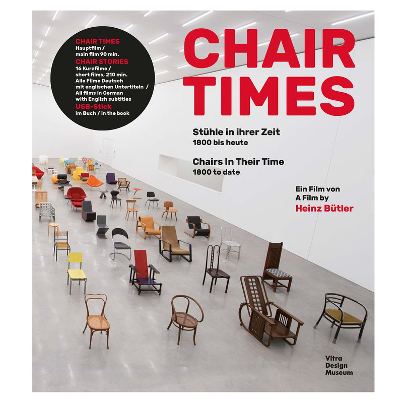 Vitra Design Museum Chair Times - A History of Seating