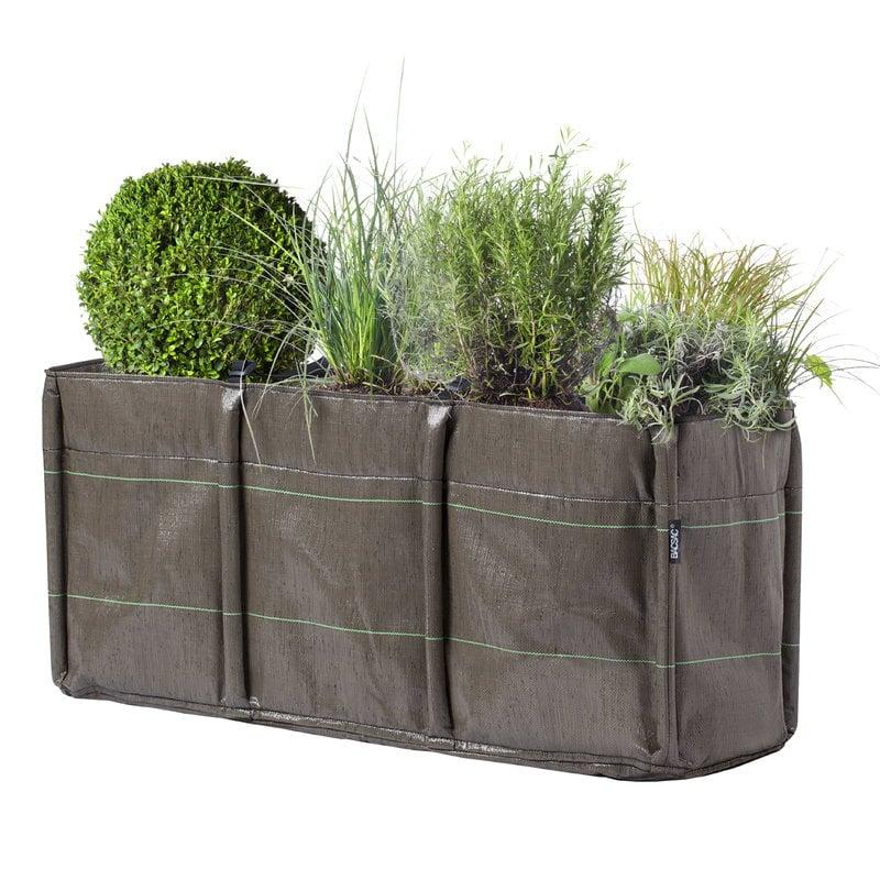 Bacsac Baclong 3 fabric planter, 110 L