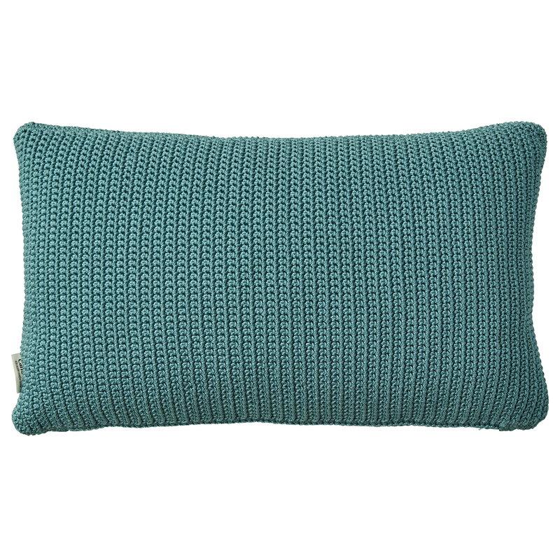 Cane-line Divine cushion, 32 x 52 x 12 cm, turquoise