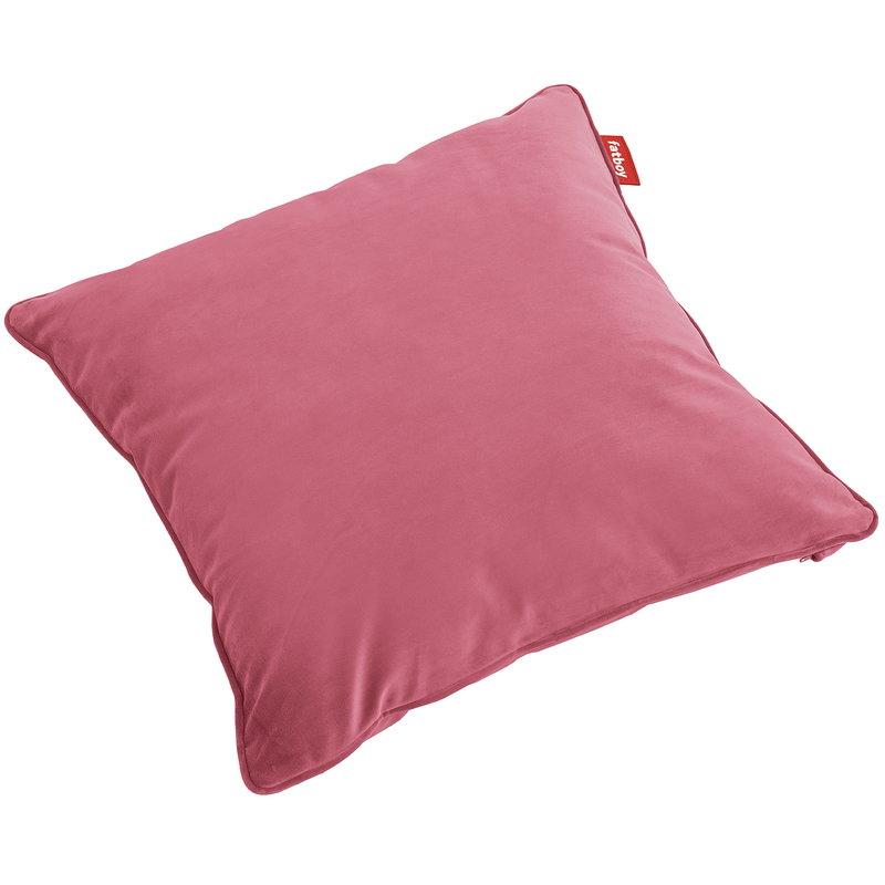 Fatboy Square Velvet tyyny, syvänpunainen