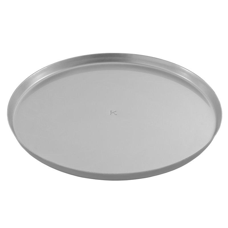 Korbo Bottom plate L, stainless steel