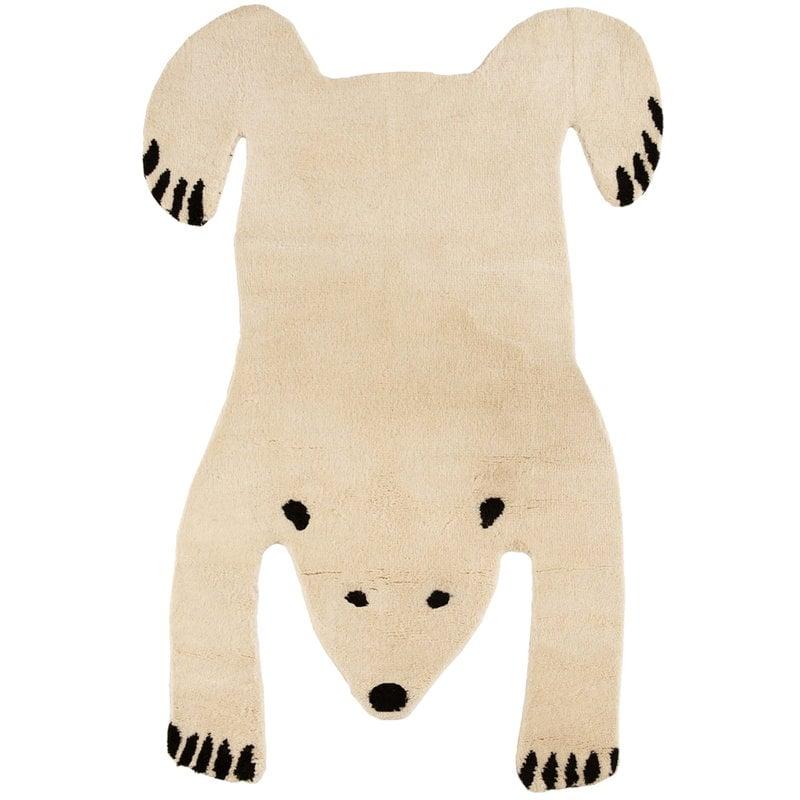 MUM's Polar Bear rug