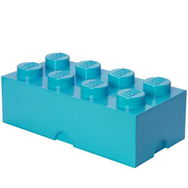 Room Copenhagen Lego säilytyslaatikko 8, azur
