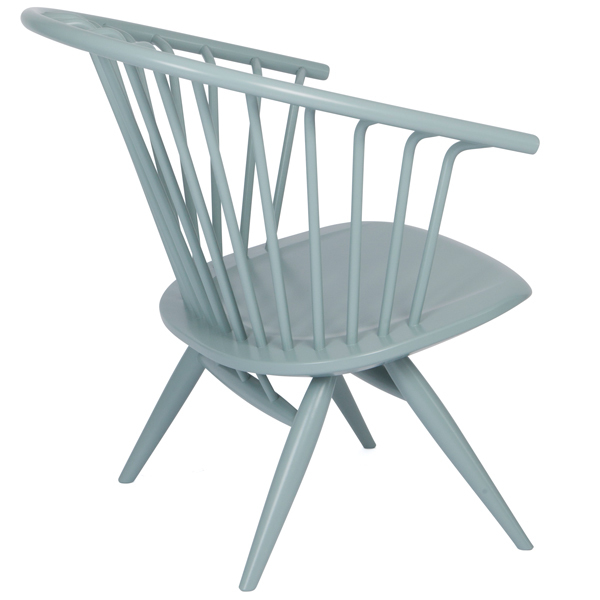 Artek Crinolette chair, sage green