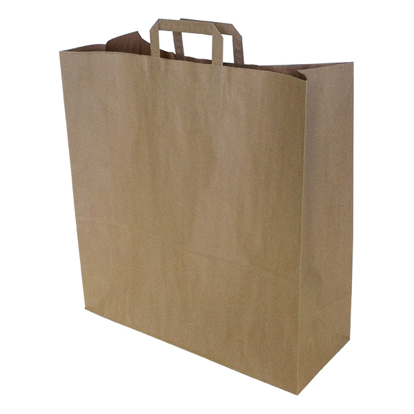 Everyday Design Paper bag, brown