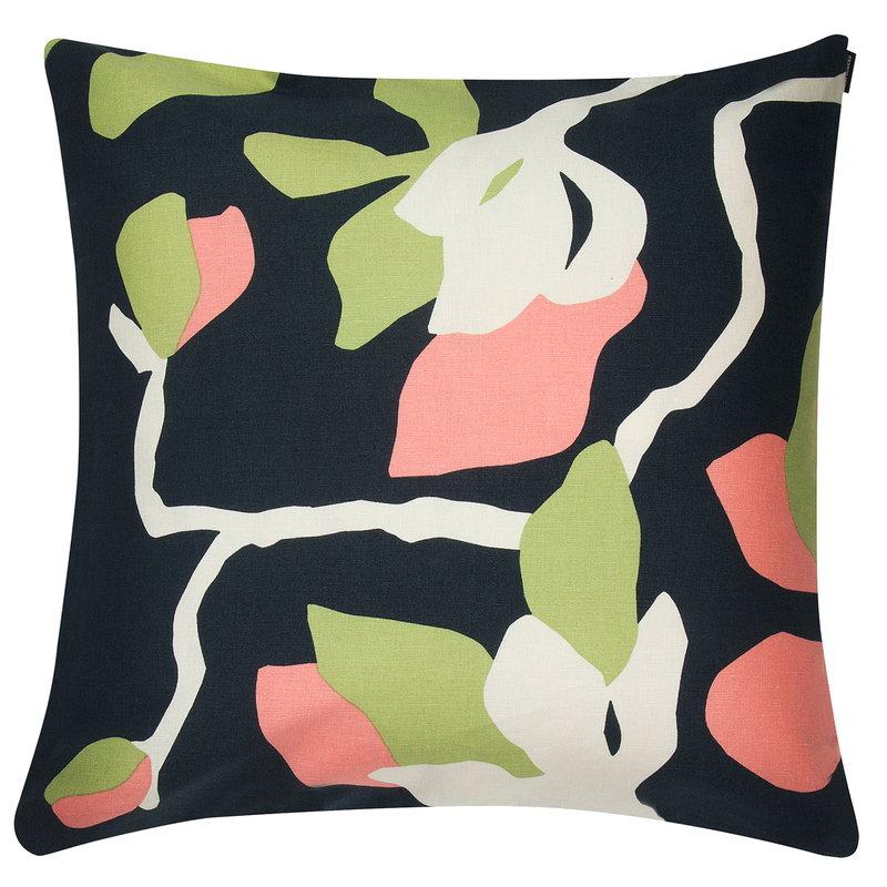 Marimekko Mielitty cushion cover 50 x 50 cm, dark blue