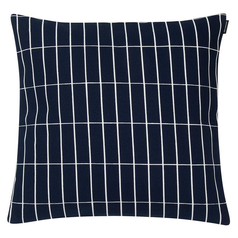 Marimekko Pieni Tiiliskivi tyynynpäällinen 40 x 40 cm, tummansininen