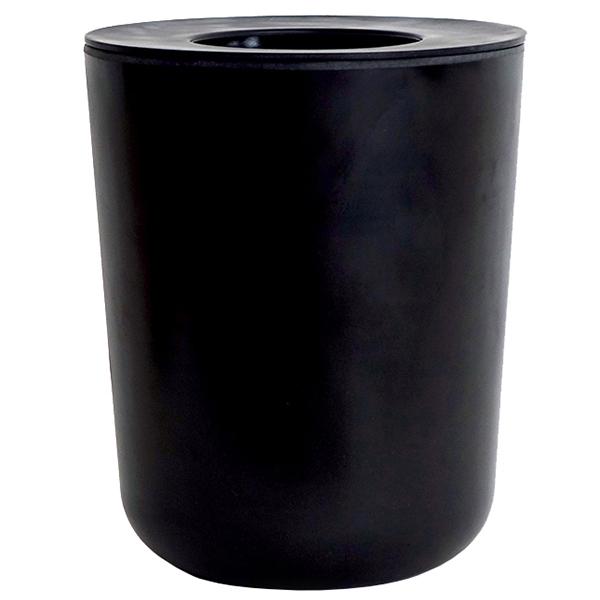 Ekobo Bano roskakori, musta