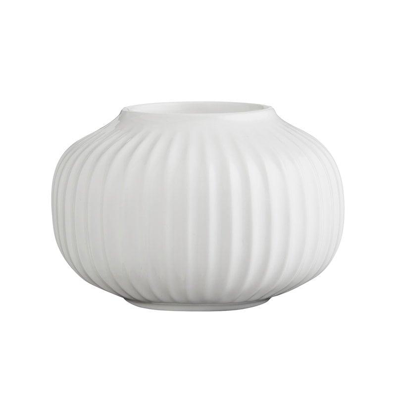 Kähler Hammershøi tealight holder 65 mm, white