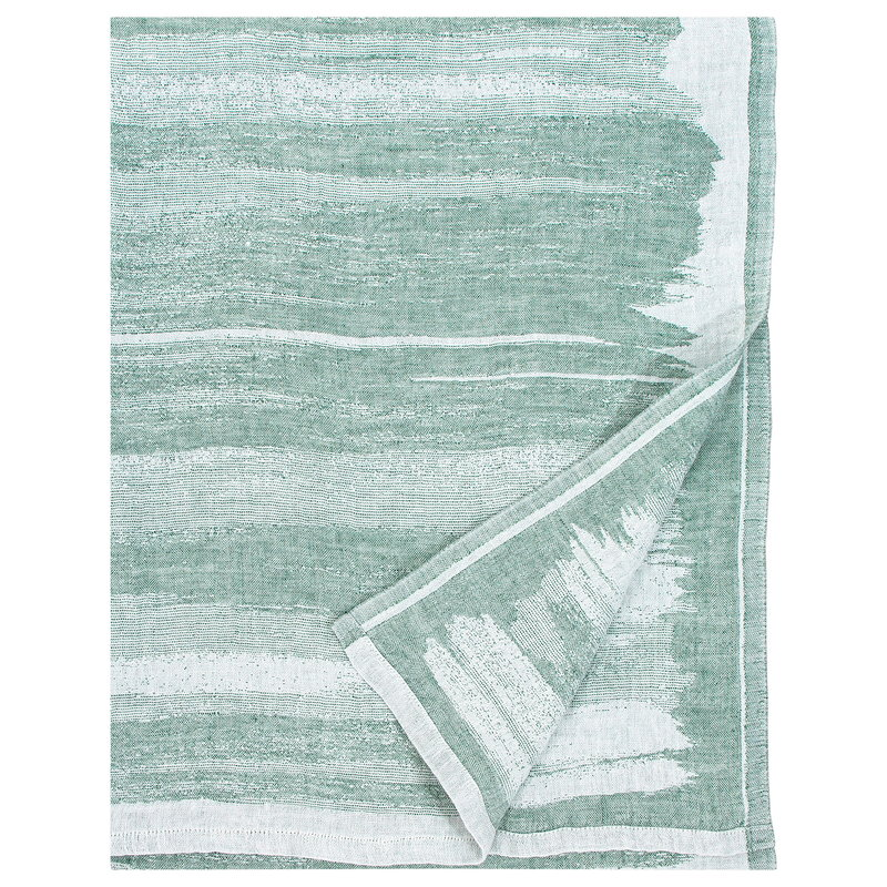 Lapuan Kankurit Joki bath towel, aspen green