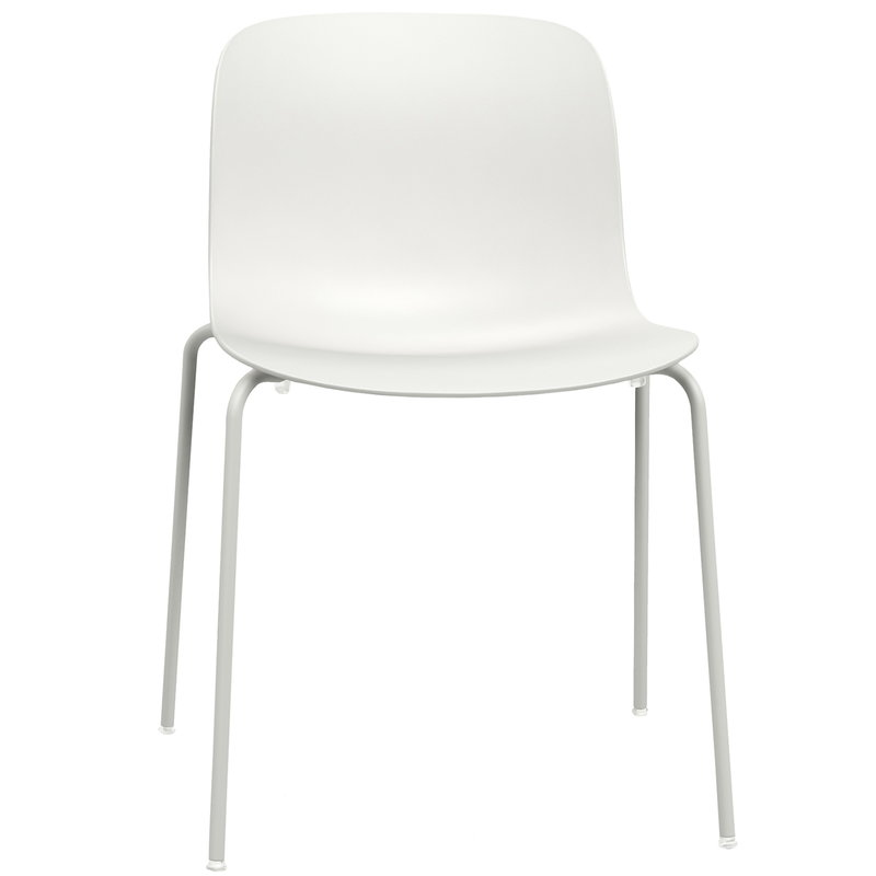 Troy Chair, White