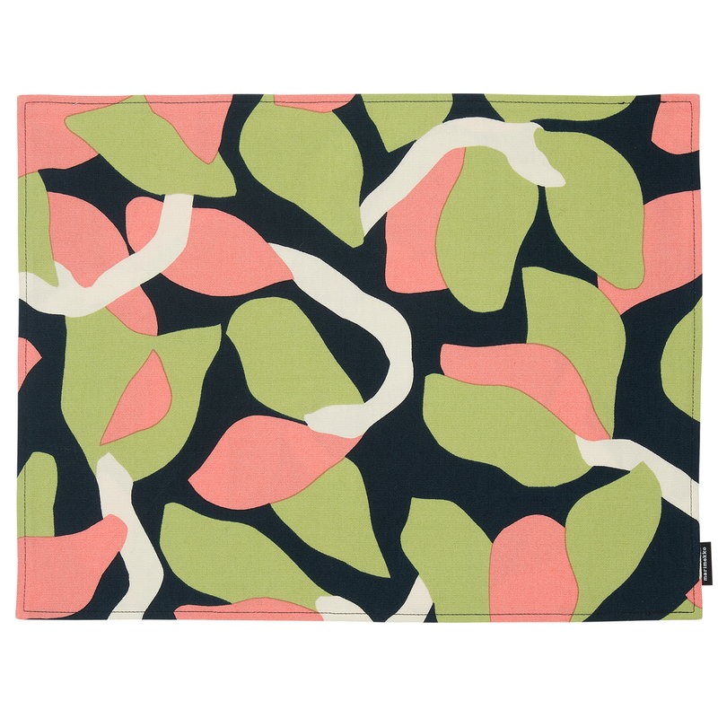 Marimekko Kukero coated cotton placemat