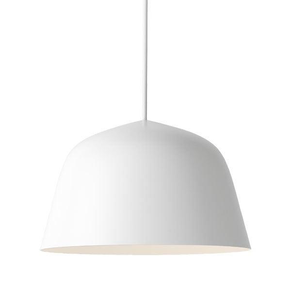 Muuto Lampada Ambit 25 cm, bianca