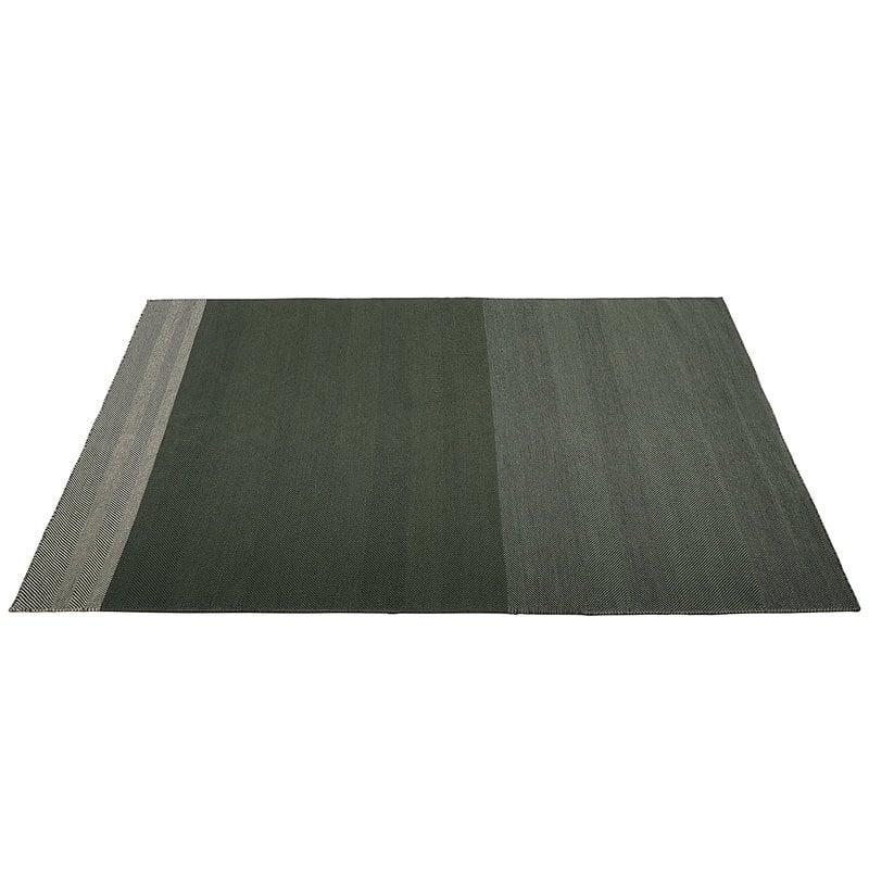 Muuto Varjo rug, dark green