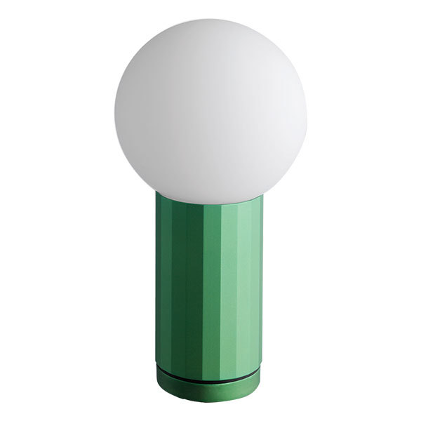 Hay Turn On table lamp, green