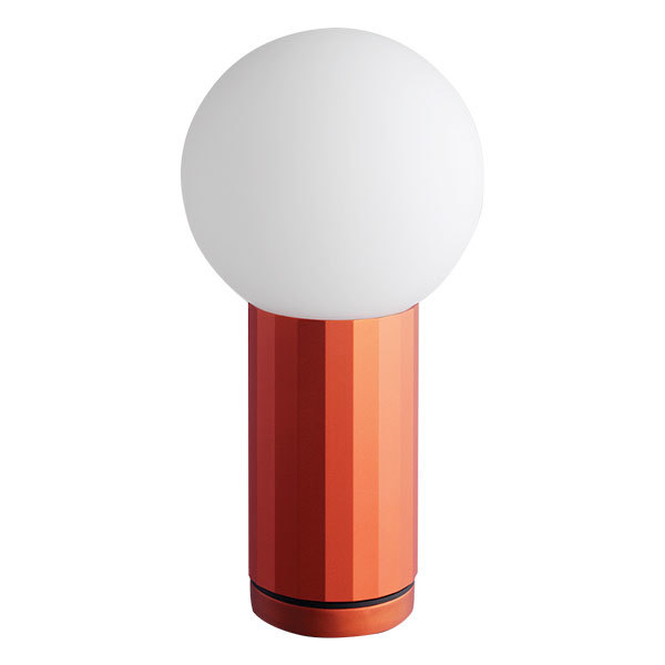 Hay Turn On table lamp, orange