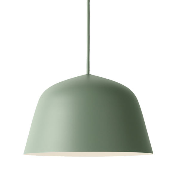 Muuto Ambit pendant 25 cm, dusty green