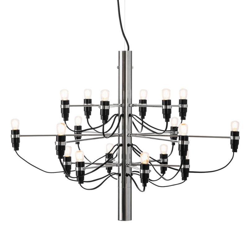 Flos 2097/18 chandelier, chrome