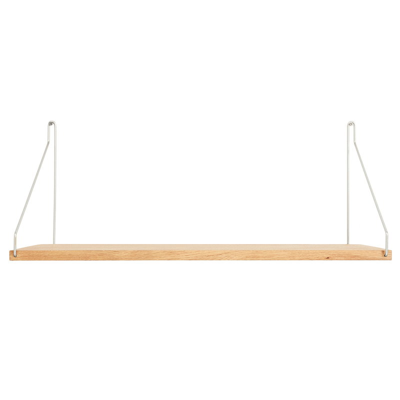 Frama D27 wall shelf, 60 cm, steel