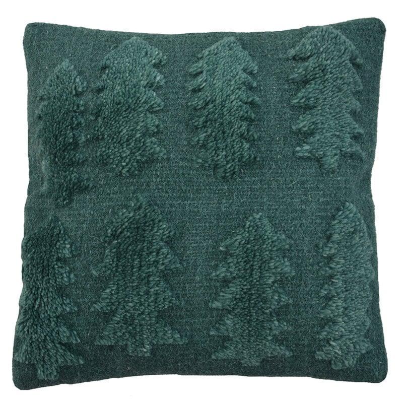 MUM's Forest tyyny 45 x 45 cm, metsänvihreä