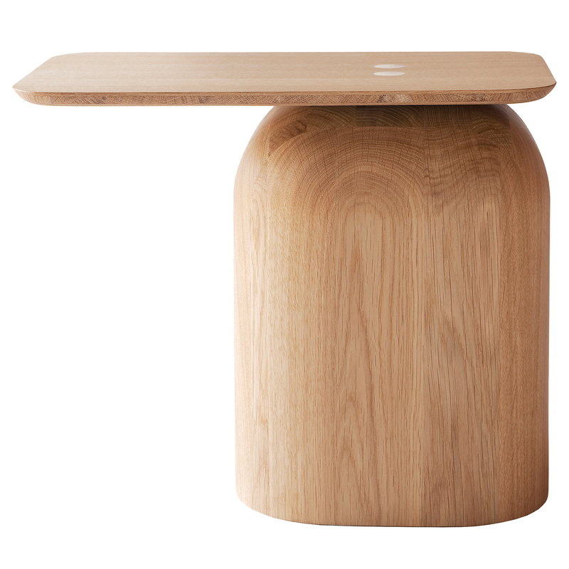 Nikari April table, medium, oak