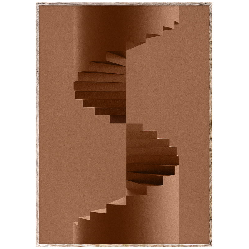 Paper Collective The Pillar poster