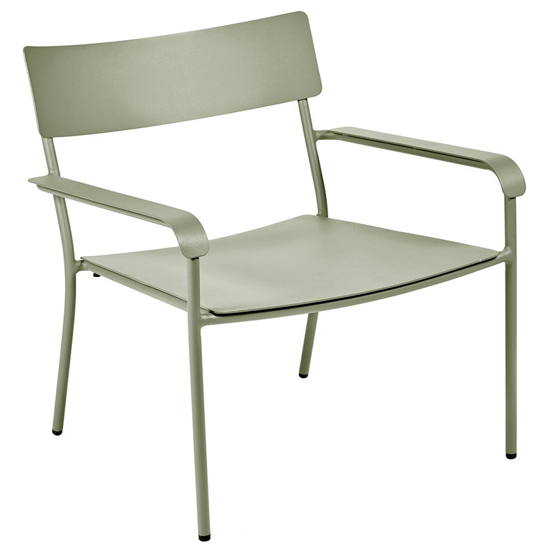 Serax August lounge chair, green grey