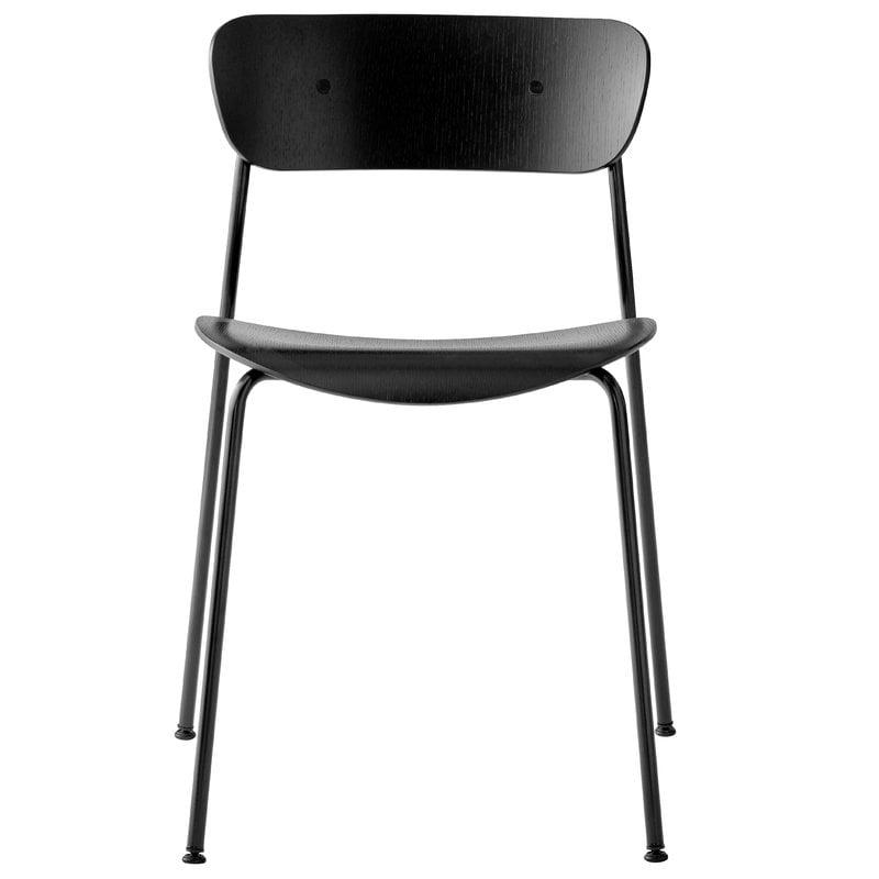 &Tradition Pavilion AV1 chair, black