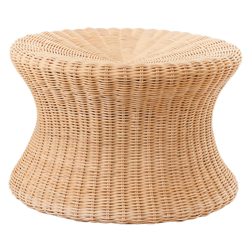 Eero Aarnio Originals Mushroom stool, large, rattan