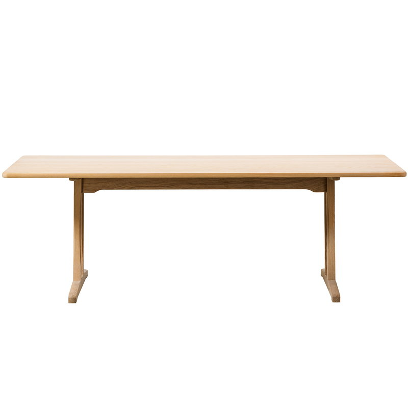 Fredericia C18 table 220 x 90 cm, oiled oak