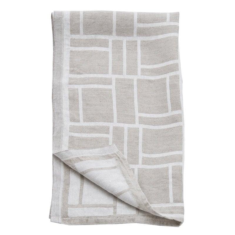 Johanna Gullichsen Pure hand towel 45 x 95 cm, medium flax