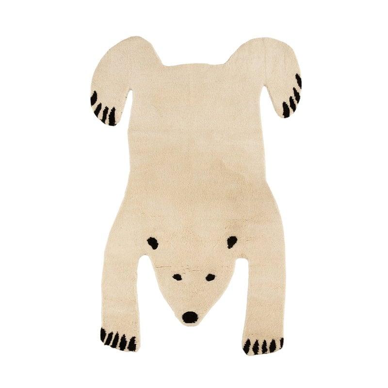 MUM's Baby Polar Bear rug