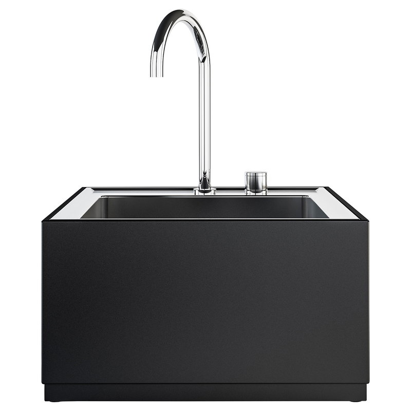 Röshults Module sink X, anthracite