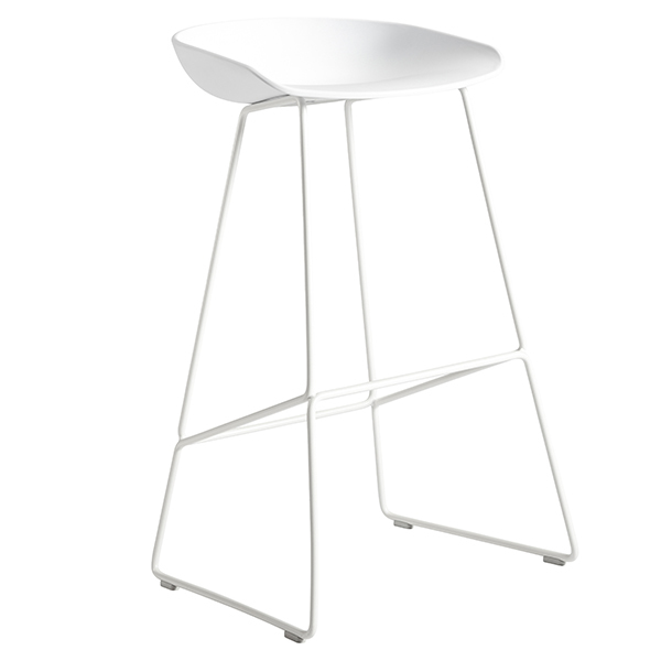 Hay About A Stool AAS38, bianco