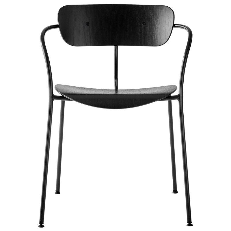 &Tradition Pavilion AV2 chair, black