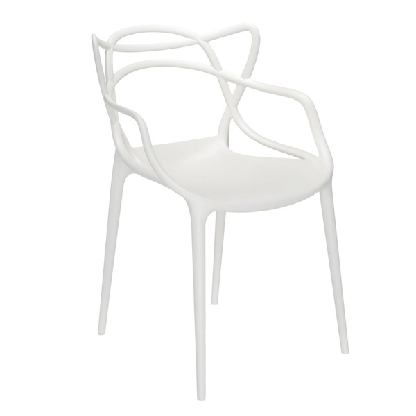 Kartell Masters chair, white | Finnish Design Shop