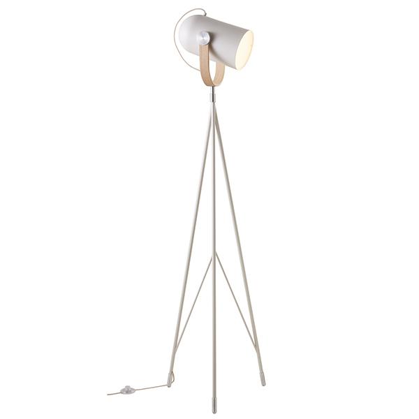 Le Klint Carronade 360M floor lamp, sand | Finnish Design Shop