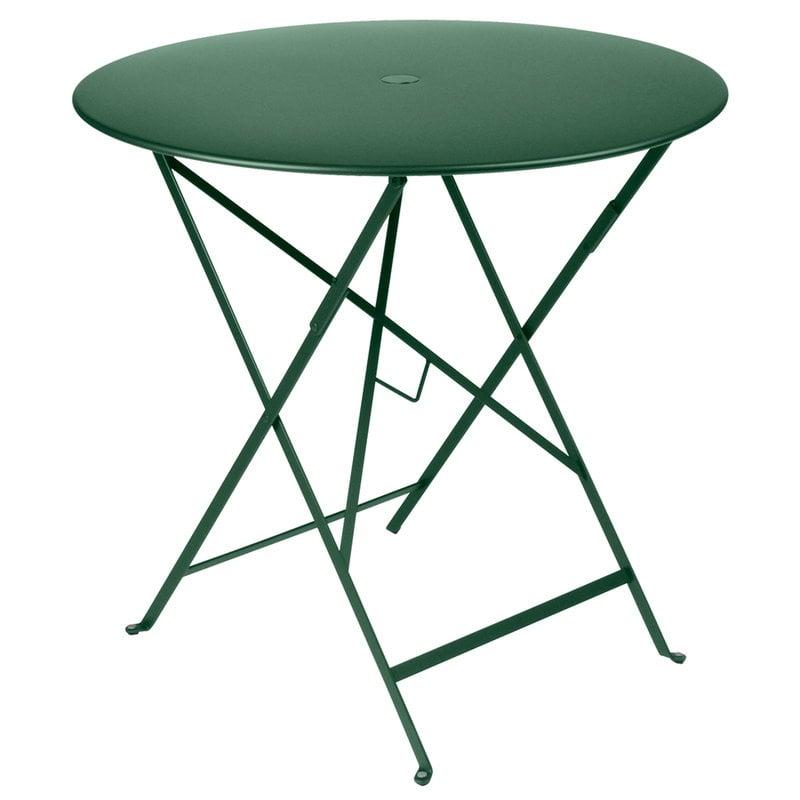 Fermob Bistro table 77 cm, cedar green