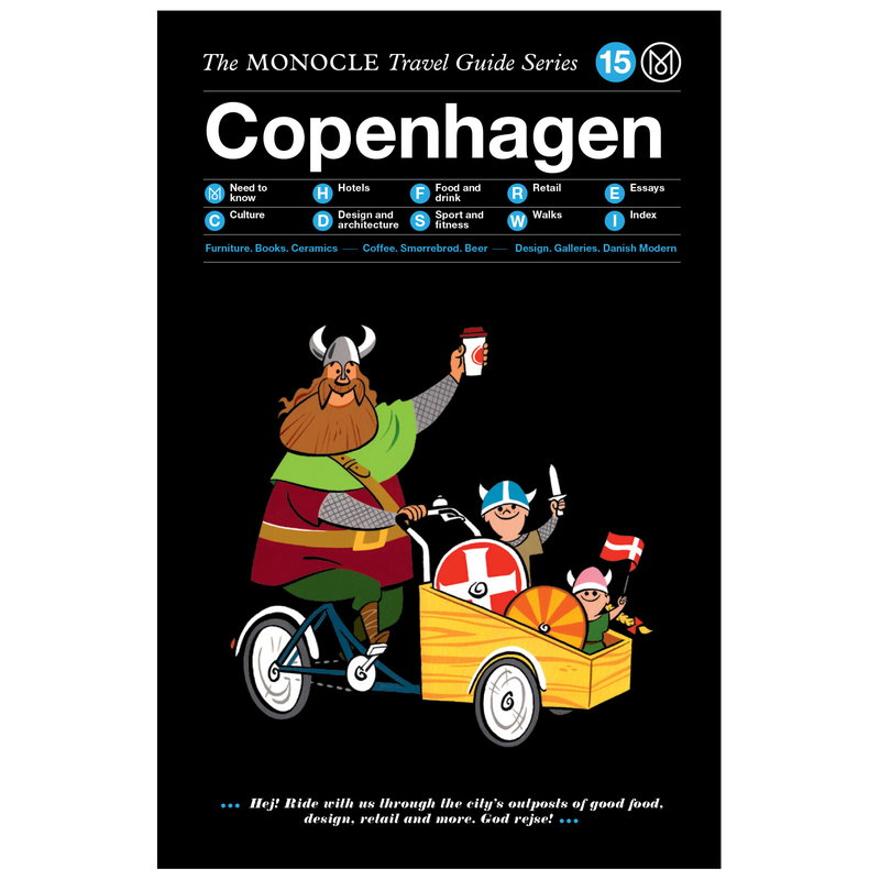 Gestalten The Monocle Travel Guide Series: Copenhagen