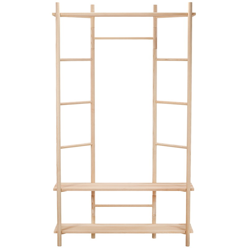 Hakola Edit shelf, high, 3 shelves