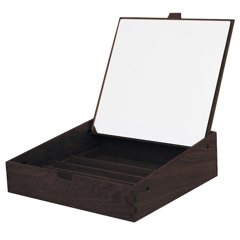 Klassik Studio Beauty Box korurasia, öljytty pähkinä