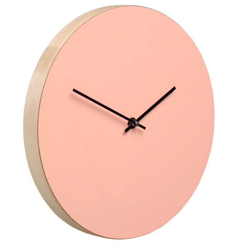 Muoto2 Kiekko wall clock, shell